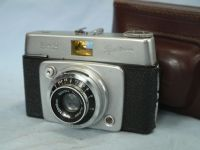 '  ILFORD ' Ilford Sportsman Vintage Cased Camera £2.99